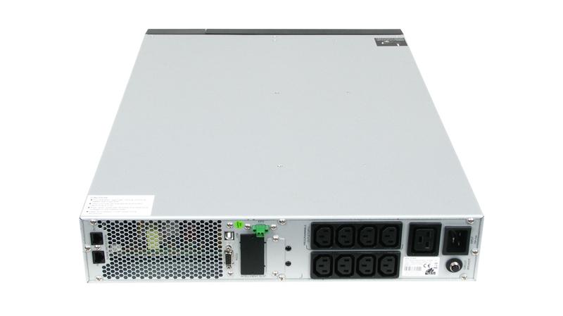 UPS PHASAK PRO-RACK LCD On-Line 3000 VA