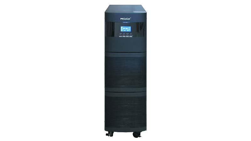 SAI Phasak 3P/1P 15000 VA Online LCD