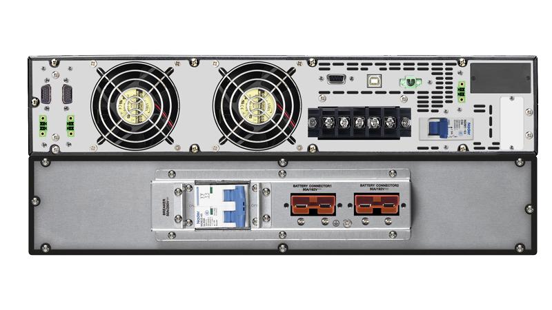 UPS PHASAK PRO-RACK LCD On-Line 6000 VA