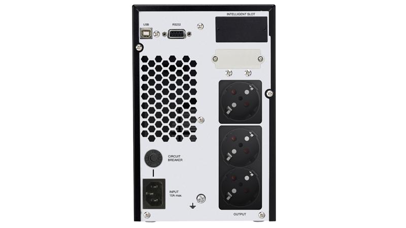 S.A.I. Phasak Conqueror Pro 1000VA On Line LCD