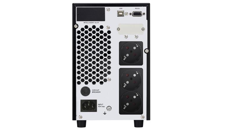 S.A.I. Phasak Conqueror Pro 2000VA On Line LCD